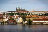 Prague Castle in spring