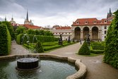 Wallenstein Garden in Prague