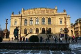 Rudolfinum - the seat of Czech Philharmonic Orchestra