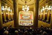 Czech Philharmonic Orchestra concert at the Rudolfinum